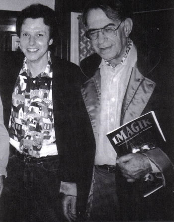 Daniel RHOD et Ascanio