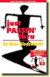 Just Passin Thru de Russ NIEDZWIECKI
