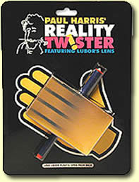 Reality Twister de Paul HARRIS et Lubor FIEDLER