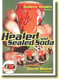 Healed and Sealed Soda d'Anders MODERN
