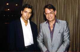Carlos VAQUERA et Arturo de ASCANIO