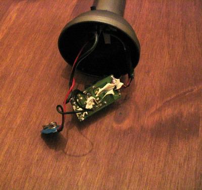 Photo18 - Fabriquer une Canne Volante Lumineuse