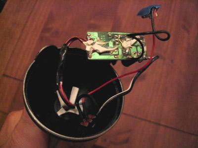 Photo20 - Fabriquer une Canne Volante Lumineuse