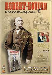 ROBERT-HOUDIN - Une vie de Magicien de Jean-Luc MULLER