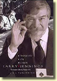 DVD Thoughts on Cards par Larry JENNINGS