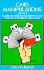 cardmanip - Livres de magie des Cartes en anglais