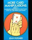 morecardmanipulations - Livres de magie des Cartes en anglais