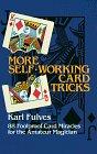 moreselfworkingcard - Livres de magie des Cartes en anglais