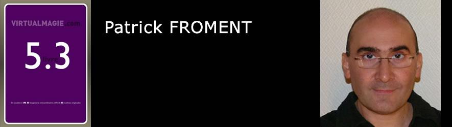L'Oeil du Diable de Patrick FROMENT Retrouvez une carte choisie par un spectateur et remise par lui dans un jeu de cartes.