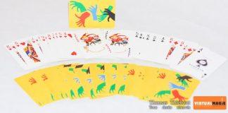 Cartes à Jouer FISM Lisbonne 2000