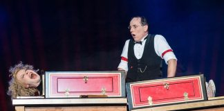Scott the magician & Muriel