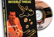 Who's Afraid Of Invisible Thread de Jon LECLAIR