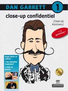 Close-up Confidentiel de Dan GARRETT