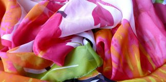 New Color Silks de William ESTON