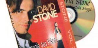 DVD les bases de la magie des pièces de David Stone