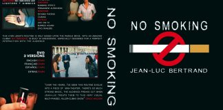 No Smoking de Jean-Luc BERTRAND