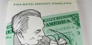 Folding Money Fooling De Robert Neale