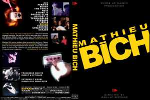 Mathieu Bich dvd