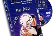 Jumbo Card Manipulations de Cyril HARVEY