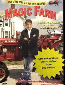 Magic Farm de David WILLIAMSON