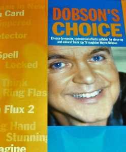 Dobson's Choice TV Stuff 1 de Wayne DOBSON
