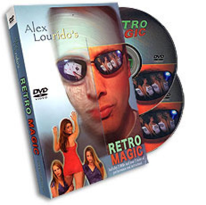 Retro Magic de Alex LOURIDO