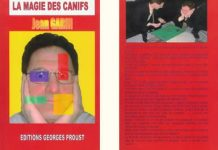 La Magie des Canifs de Jean GARIN