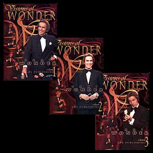 Tommy Wonder Visions of Wonder
