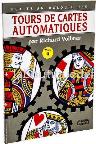 Anthologie Tours Cartes Automatiques Richard VOLLMER