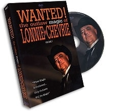 Wanted Lonnie CHEVRIE