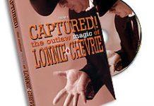 Captured ! the Outlaw Magic de Lonnie CHEVRIE