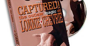 Captured ! the Outlaw Magic de Lonnie CHEVRIE