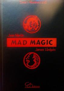 Mad Magic 1 de Jean MERLIN et James HODGES