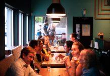 Magie pour restaurants par Erick ELEKTRIK