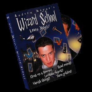 Wizard School volume 2 d'Andrew MAYNE