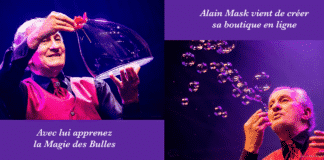 Alain Mask