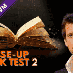 Close-up Book Test 2 (CUBT) de Yves DOUMERGUE _ Bon Plan VM