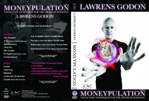 Moneypulation de Lawrens GODON