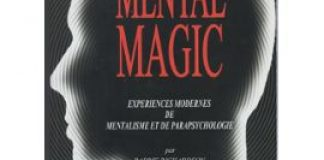 Mental Magic Barrie RICHARDSON