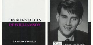 Merveilles de Williamson de David WILLIAMSON