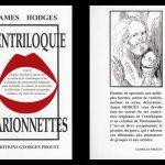 Ventriloquie et marionnettes James Hodges