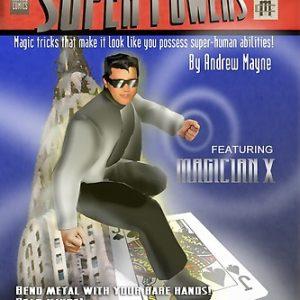 The Handbook of Super Powers de Andrew MAYNE
