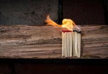 Celui qui Garde la Flamme par Christian CHELMAN