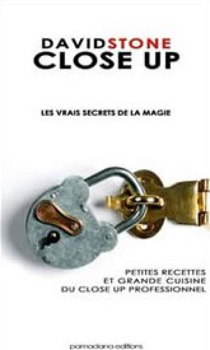 Close Up les vrais secrets de David STONE