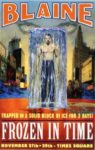 Frozen In Time David BLAINE