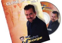 Close Up Magic Volume 1 de John GEORGE
