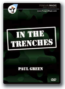 In the Trenches de Paul GREEN