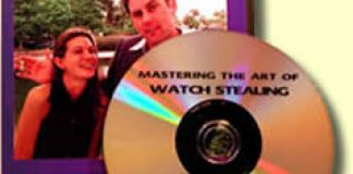 Mastering the Art of Watch Stealing