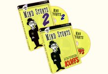 Mind Stunts volume 1 de Patrik KUFFS