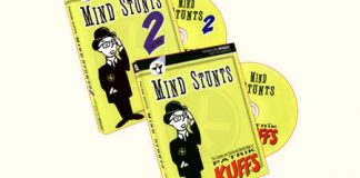 Mind Stunts volume 1 de Patrik KUFFS